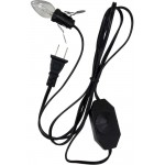 Salt Lamp Replacement White Power Cord with Switch at LABEShops, Home Decor, Fashion and Jewelry