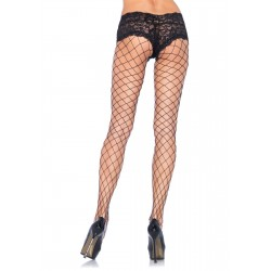 Diamond Fence Net Boyshort Pantyhose  - Pack of 3 LABEShops Home Decor, Fashion and Jewelry