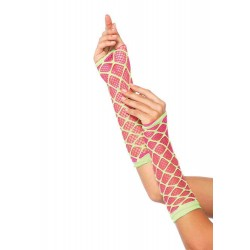 Duel Net Neon Arm Warmers LABEShops Home Decor, Fashion and Jewelry