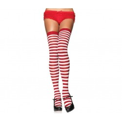 Stripped Thigh High Stockings 3 Pack LABEShops Home Decor, Fashion and Jewelry