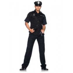 Cuff Em Cop Mens Adult Costume LABEShops Home Decor, Fashion and Jewelry