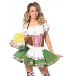 Gretchen Beerfest Hall Adult Womens Costume