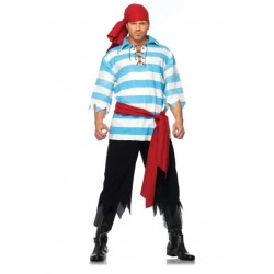 Pillaging Pirate Adult Mens Costume Set LABEShops Home Decor, Fashion and Jewelry
