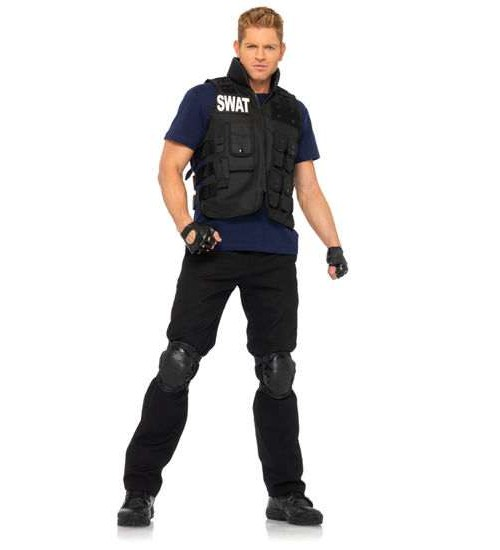 SWAT Commander Mens Costume at LABEShops, Home Decor, Fashion and Jewelry