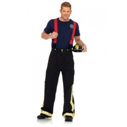 Fire Captain Adult Mens Costume LABEShops Home Decor, Fashion and Jewelry