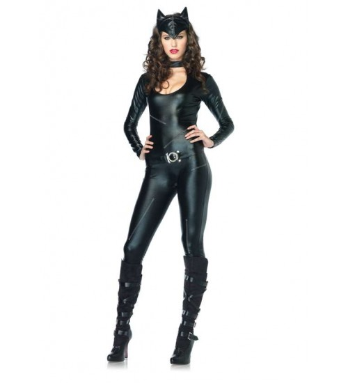 Feline Femme Fatale Adult Womens Costume at LABEShops, Home Decor, Fashion and Jewelry
