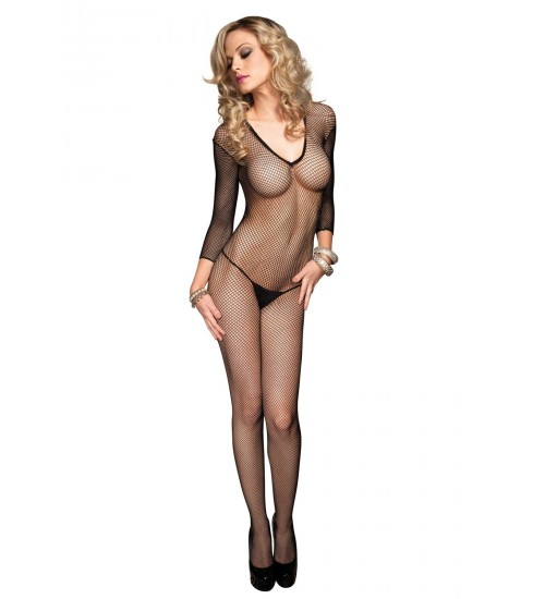 V Net Fishnet Bodystocking at LABEShops, Home Decor, Fashion and Jewelry