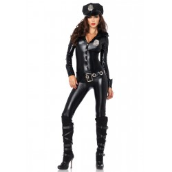 Officer Payne Adult Womens Costume