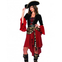 Cruel Seas Captain Pirate Costume LABEShops Home Decor, Fashion and Jewelry