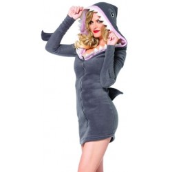 Cozy Shark Womens Costume LABEShops Home Decor, Fashion and Jewelry