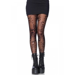 Pirate Skull and Crossbones Pantyhose LABEShops Home Decor, Fashion and Jewelry