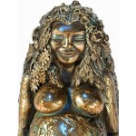 Gaia Mother Earth Statue - Bronze at LABEShops, Home Decor, Fashion and Jewelry