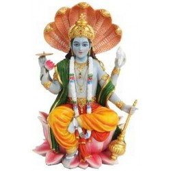 Vishnu Hindu God Statue LABEShops Home Decor, Fashion and Jewelry Direct to You