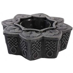 Celtic Tea Light Candle Holder LABEShops Home Decor, Fashion and Jewelry