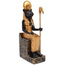 Sekhmet Mini Egyptian God Statue LABEShops Home Decor, Fashion and Jewelry