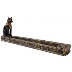 Bastet Egyptian Incense Burner LABEShops Home Decor, Fashion and Jewelry