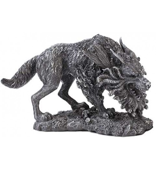 Fenrir Werewolf Statue at LABEShops, Home Decor, Fashion and Jewelry