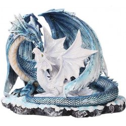 Mother and Baby Dragon Statue LABEShops Home Decor, Fashion and Jewelry