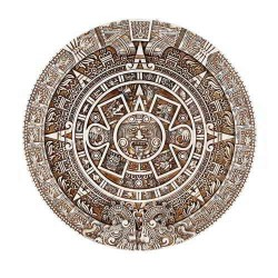 Aztec Solar Calendar Wall Relief Plaque LABEShops Home Decor, Fashion and Jewelry
