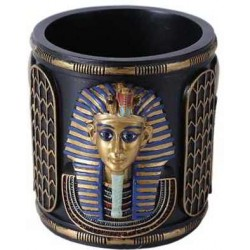 King Tut Utility Cup Holder LABEShops Home Decor, Fashion and Jewelry
