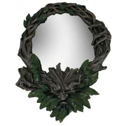 Greenman Wall Mirror LABEShops Home Decor, Fashion and Jewelry