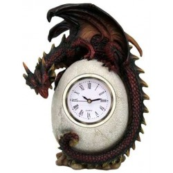 Dragon Egg Table Clock LABEShops Home Decor, Fashion and Jewelry