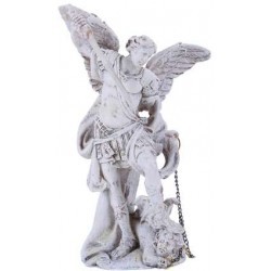 Archangel Michael Small Christian Statue LABEShops Home Decor, Fashion and Jewelry