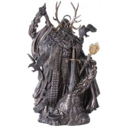 Merlin, Master of Magic Statue with Excalibur LABEShops Home Decor, Fashion and Jewelry Direct to You