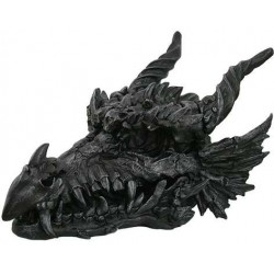 Dragon Skull Large Statue LABEShops Home Decor, Fashion and Jewelry