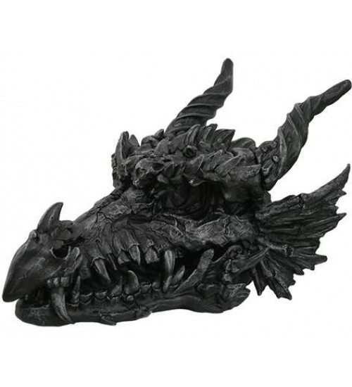 Dragon Skull Large Statue at LABEShops, Home Decor, Fashion and Jewelry