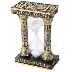 Egyptian Column Sand Timer LABEShops Home Decor, Fashion and Jewelry