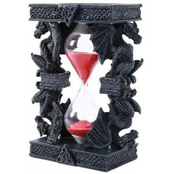 Celtic Dragon Sand Timer LABEShops Home Decor, Fashion and Jewelry