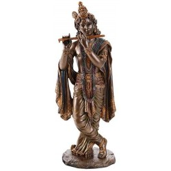 Krishna Hindu God Statue LABEShops Home Decor, Fashion and Jewelry Direct to You