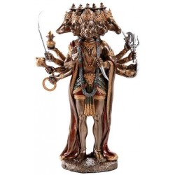 Hanuman Hindu God 10 Inch Statue LABEShops Home Decor, Fashion and Jewelry Direct to You