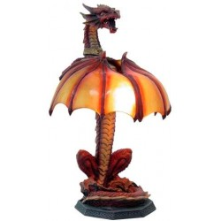 Dragon Table Lamp LABEShops Home Decor, Fashion and Jewelry