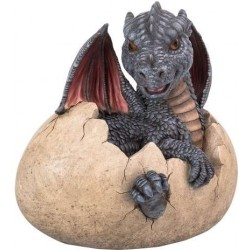 Garden Dragon Egg Statue LABEShops Home Decor, Fashion and Jewelry