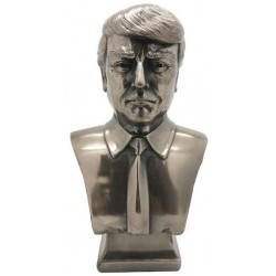 Donald Trump Presidential Bronze Bust LABEShops Home Decor, Fashion and Jewelry