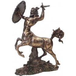 Centaur Greek Man and Horse Chiron Statue LABEShops Home Decor, Fashion and Jewelry