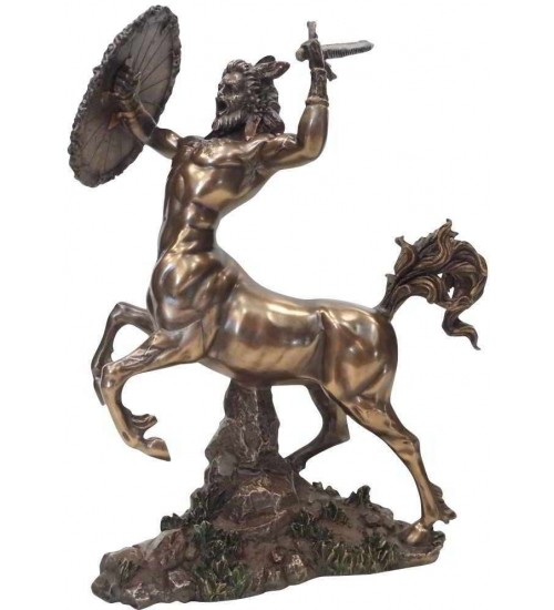 Centaur Greek Man and Horse Chiron Statue at LABEShops, Home Decor, Fashion and Jewelry