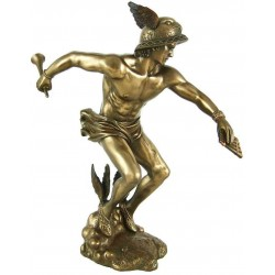 Hermes Greek God of Commerce, Communications and Wealth LABEShops Home Decor, Fashion and Jewelry