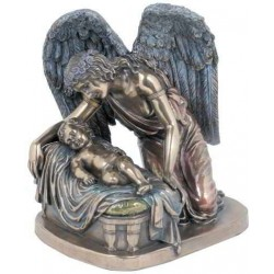 Angel Whisper Guardian Angel Statue