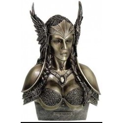 Valkyrie Norse Warrior Woman Statue LABEShops Home Decor, Fashion and Jewelry