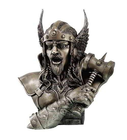 Thor, God of Thunder Norse Statue at LABEShops, Home Decor, Fashion and Jewelry