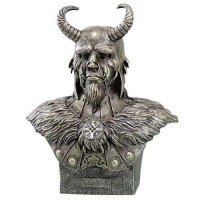 Loki, God of Fire Norse Statue