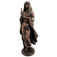 Hestia Greek Goddess of the Hearth and Home Statue