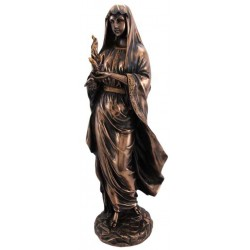 Hestia Greek Goddess of the Hearth and Home Statue LABEShops Home Decor, Fashion and Jewelry