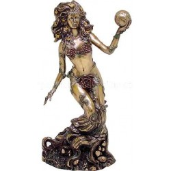 Gaia, Mother Earth Bronze Statue LABEShops Home Decor, Fashion and Jewelry