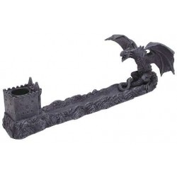 Castle Dragon Incense Burner LABEShops Home Decor, Fashion and Jewelry
