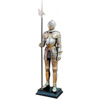 Knight Lifesize Suit of Armor Statue