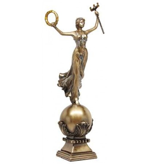 Victory Union Square Bronze Statue at LABEShops, Home Decor, Fashion and Jewelry